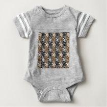 pattern 50 baby bodysuit