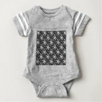pattern 51 baby bodysuit