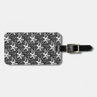 pattern 51 bag tag