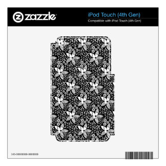 pattern 51 decals for iPod touch 4G
