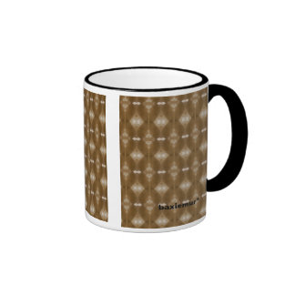 Pattern 51 ringer mug