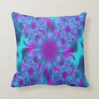 pattern #53-blue ribbon pillows