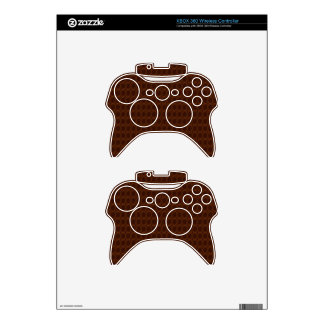 pattern 5 background xbox 360 controller decal