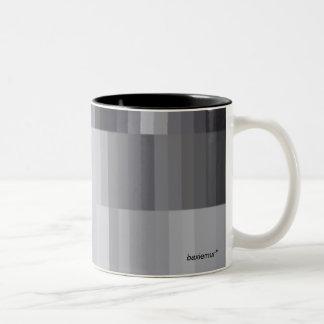 Pattern 60 Two-Tone coffee mug