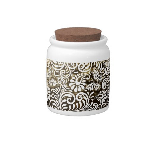 Pattern 6A Candy Jar