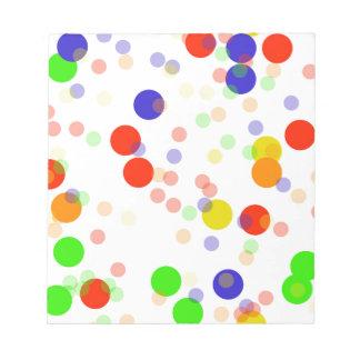 Pattern #7 note pad
