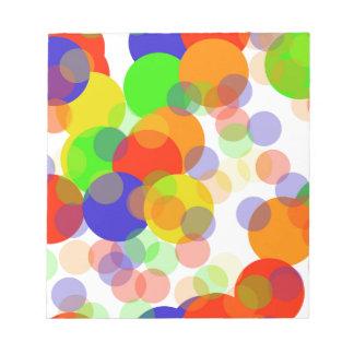Pattern #8 note pad
