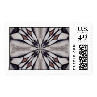 Pattern 95 postage stamps