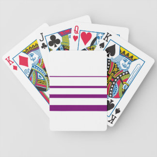 pattern-95gh bicycle playing cards