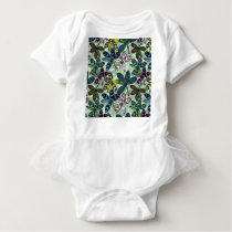 Pattern A Baby Bodysuit