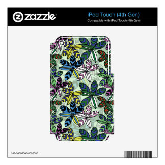 Pattern A Decal For iPod Touch 4G