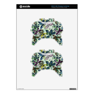 Pattern A Xbox 360 Controller Skin