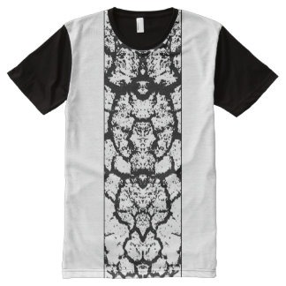pattern All-Over-Print T-Shirt