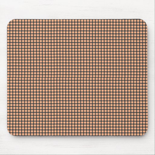 Pattern and retro background mouse pad