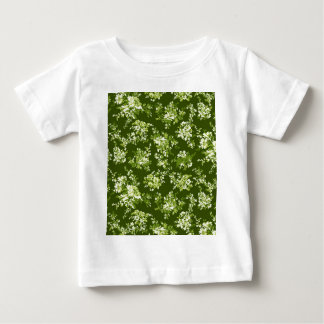 Pattern Art - green.jpg Baby T-Shirt