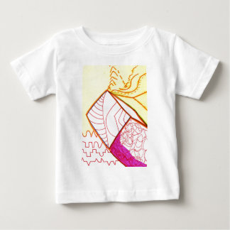 Pattern Augment in Study Baby T-Shirt