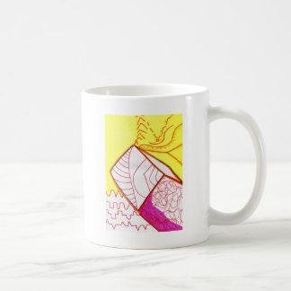 Pattern Augment in Study Coffee Mug