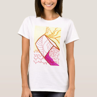 Pattern Augment in Study T-Shirt