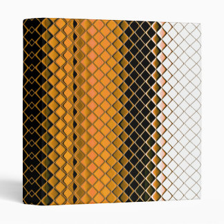 pattern 3 ring binder