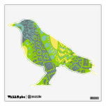 Pattern Bird colored decal Wall Decals