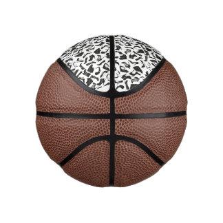 Pattern black Women's shoes Basketball