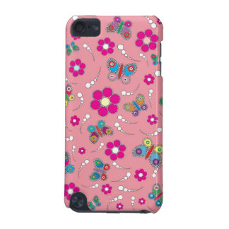 pattern butterfly iPod touch 5G case