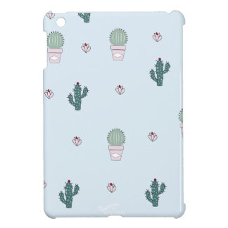Pattern cactus case for the iPad mini