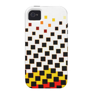 pattern iPhone 4/4S cover
