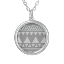 pattern classic 14.png silver plated necklace