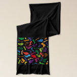 """Pattern colorful Women&#39;s shoes Scarf<br><div class=""""desc"""">Pattern colorful Women&#39;s shoes</div>"""