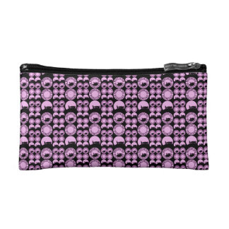 PATTERN COSMETIC BAG