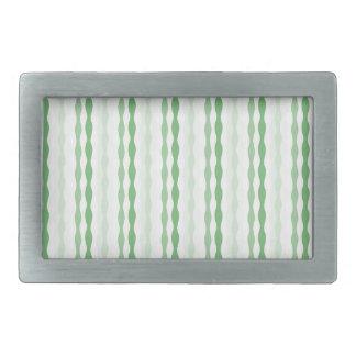 Pattern Derenade green v Belt Buckles