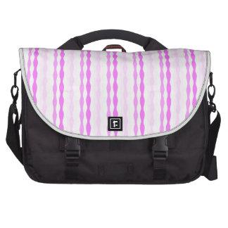 Pattern Derenade pink v Laptop Bags