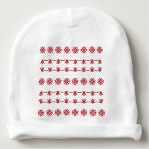 Pattern design baby beanie