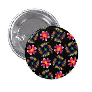 Pattern Design Pinback Buttons