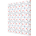 Pattern Design Clean Kitchen   Stretched Canvas Pr Stretched Canvas Prints