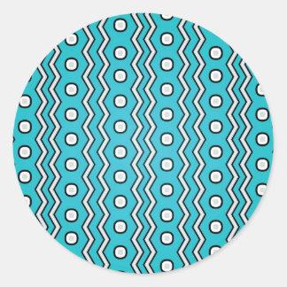 Pattern Design Series Sticker