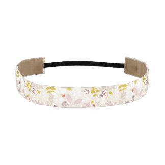pattern displaying whimsical animals athletic headband