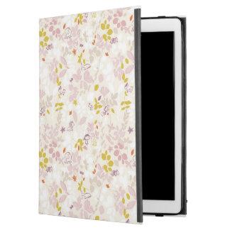 "pattern displaying whimsical animals iPad pro 12.9"" case"