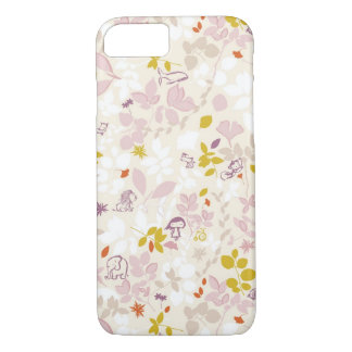 pattern displaying whimsical animals iPhone 7 case