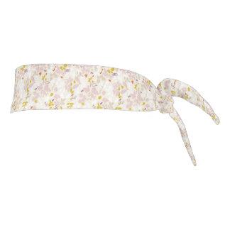 pattern displaying whimsical animals tie headband