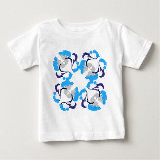 Pattern Dogs Baby T-Shirt
