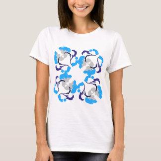 Pattern Dogs T-Shirt
