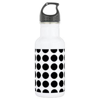 Pattern Dots Water Bottle