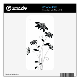 Pattern E Skin For The iPhone 4