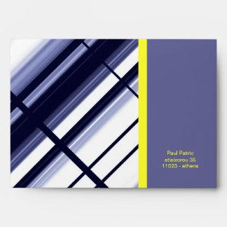 pattern envelope