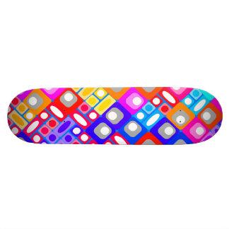pattern factory 32A Skateboard Deck