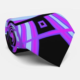 Pattern Fashion Tie 4 Men -Pink,Black,White,Purple