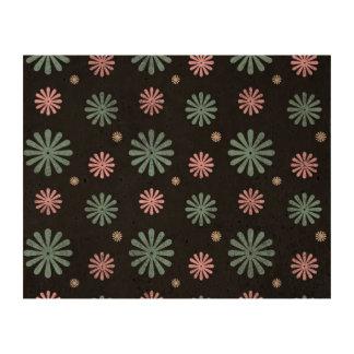 Pattern Flower Cork Queork Photo Print