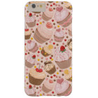 Pattern from celebratory cupcakes barely there iPhone 6 plus case